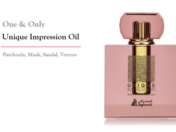 Unique Impression Oil
